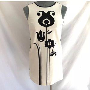 Victoria Beckham Sheath Flower dress NWT Sz L